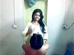 Shy Indian Honeymoon Couple Foreplay With Choot Fucked
